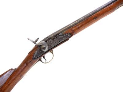 Lot 294 - Irish .750 India pattern Brown Bess musket