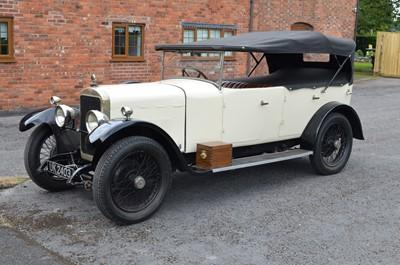 Lot 1 - 1926 Sunbeam 14/40 Tourer