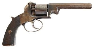 Lot 240 - Bentley type .120 percussion revolver