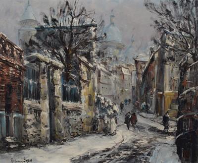 Lot 19 - Raymond Besse (French 1871-1969)