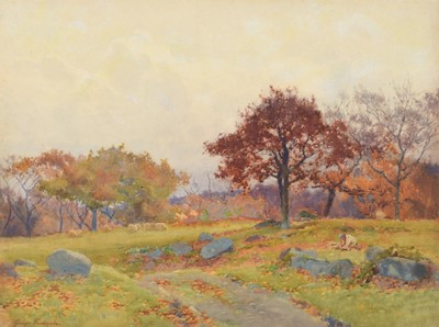 Lot 42 - George Cockram R.I., R.C.A. (British 1861-1950)
