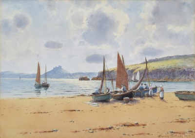 Lot 11 - Warren Williams A.R.C.A. (British 1863-1941)