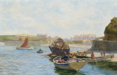 Lot 6 - Edwin Binney (19th/20th century)
