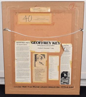 Lot 12 - Geoffrey Key (British 1941-)