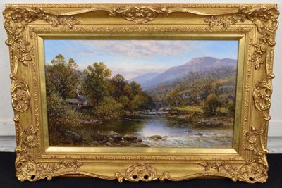 Lot 59 - Alfred Augustus Glendening (British 1840-1921)