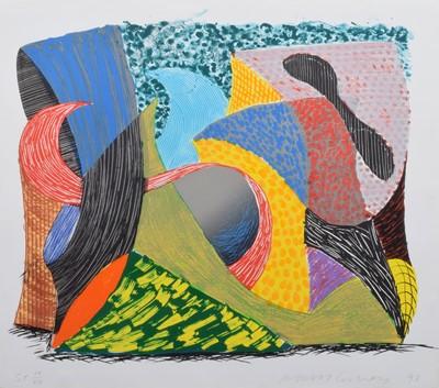 Lot 37 - David Hockney R.A. (British 1937-)