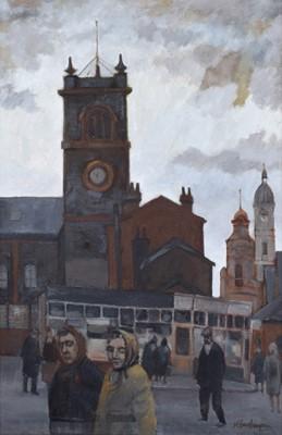 Lot 108 - Roger Hampson (British 1925-1996)