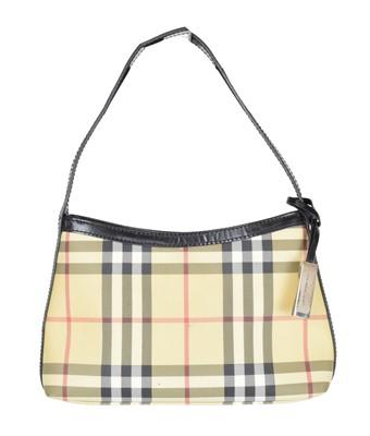 Lot 25 - A Burberry handbag