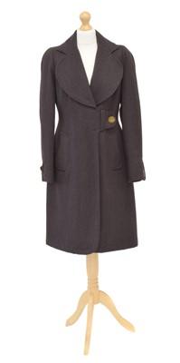Lot 95 - A Vivienne Westwood wool coat