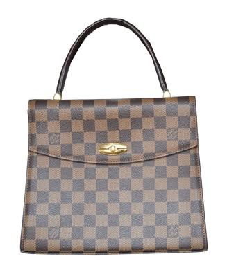 Lot A Louis Vuitton Malesherbes Handbag