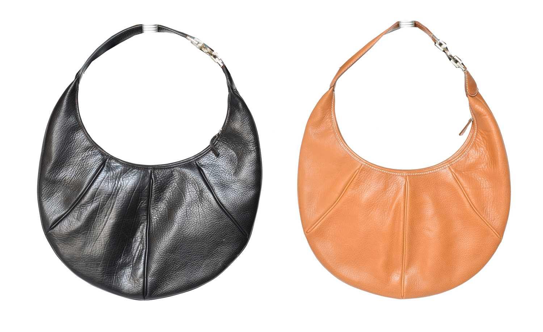 Lot 76 - Two Salvatore Ferragamo shoulder bags