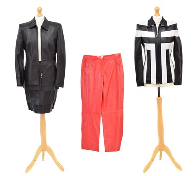 Lot 32 - A selection of clothing by Escada