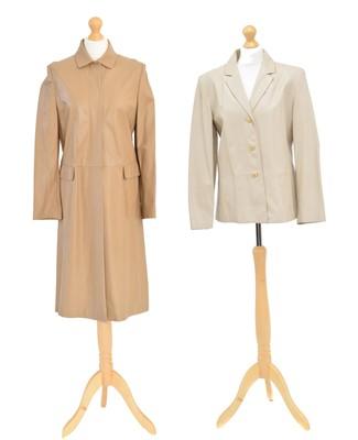 Lot 68 - Two MaxMara jackets