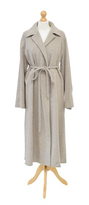 Lot 4 - A wool coat by Emporio Armani