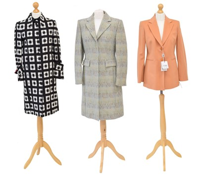 Lot 44 - Three coats