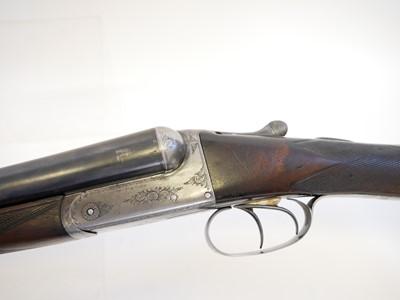Lot W. Urton 12 bore shotgun LICENCE REQUIRED