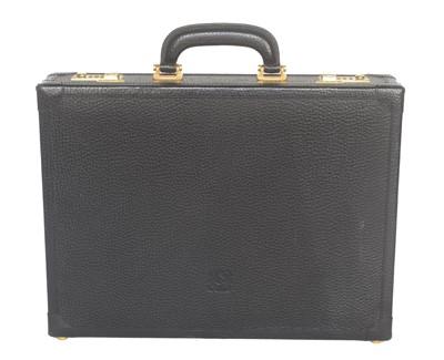 Lot 129 - A Loewe briefcase