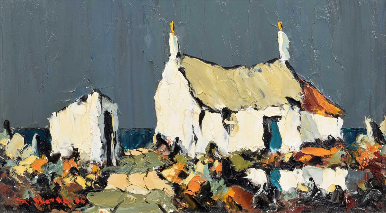 Lot 25 - Charles Wyatt Warren (British 1908-1983)