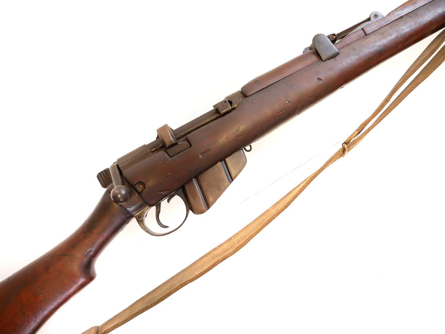 Lot Deactivated Lee Enfield .303 SMLE Rifle