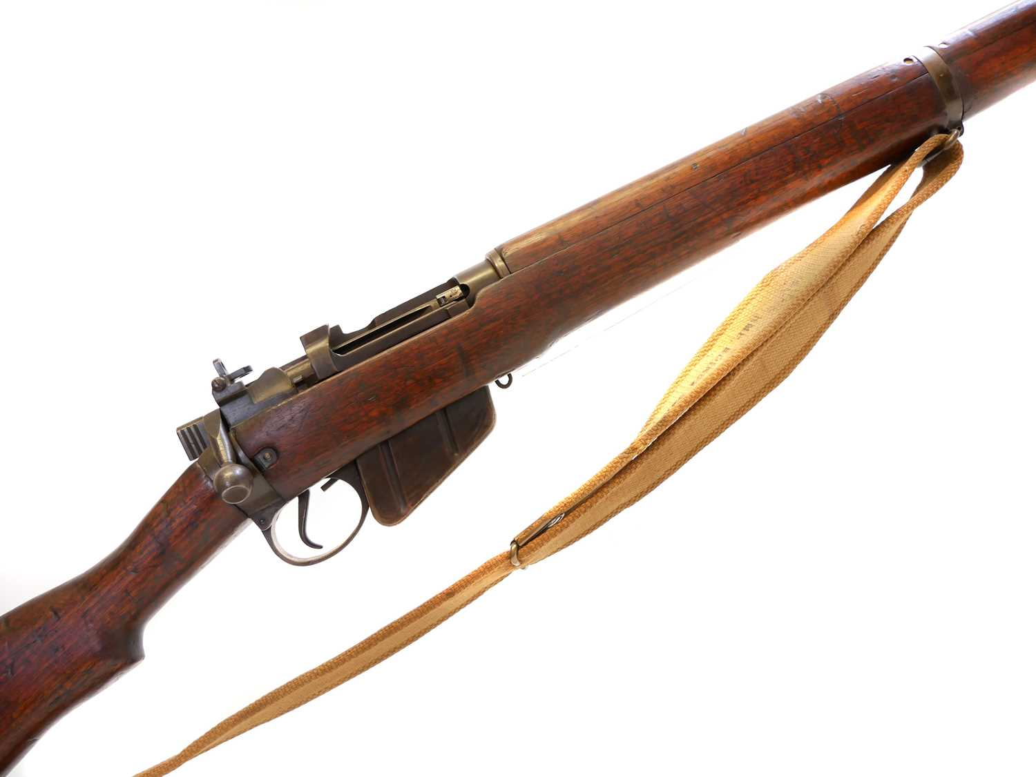 Lot Deactivated Lee Enfield No.4 .303 rifle