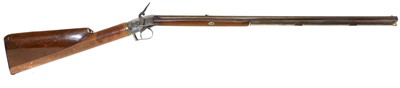 Lot Staudenmayer air rifle with two barrels and accessories 25807
