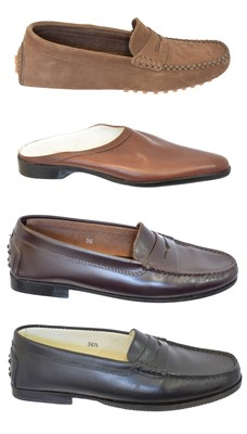 Lot 41 - Four pairs of designer shoes
