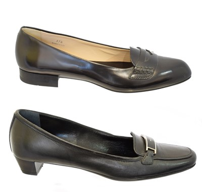 Lot Two pairs of designer shoes