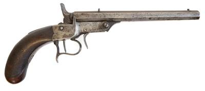 Lot 202 - .25 rimfire Saloon pistol