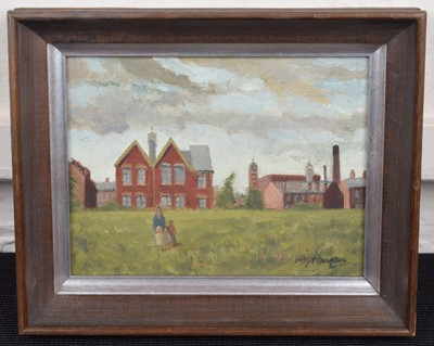 Lot 67 - Roger Hampson (British 1925-1996)