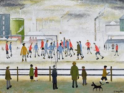 Lot 74 - John Hanley (British 1947-)