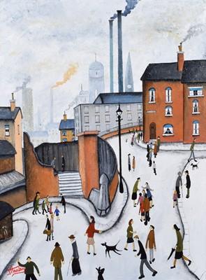 Lot 201 - John Hanley (British 1947-)