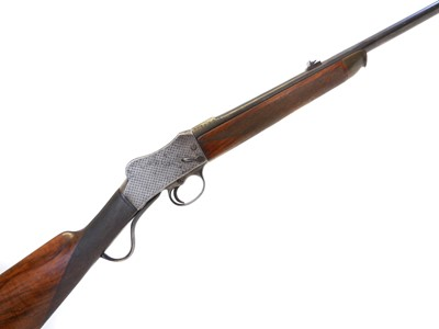 Lot 264 - Francotte action .360 smooth bored rook rifle
