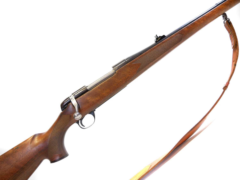 Lot BSA 6.5x55 bolt action Stutzen rifle LICENCE REQUIRED
