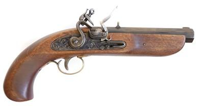 Lot Jukar 12mm flintlock pistol LICENCE REQUIRED