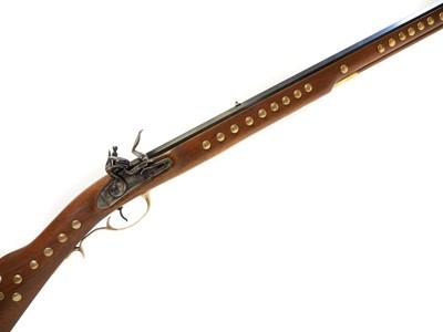 Lot Armi Sport .45 Kentuckian flintlock rifle LICENCE REQUIRED