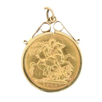 Lot 64 - A Victorian sovereign