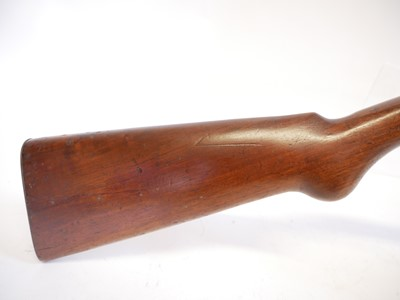 Lot Haenel Mod II .177 air rifle