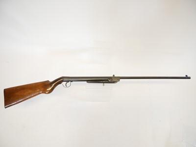 Lot Millita patent .177 air rifle