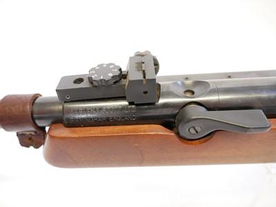 Lot Webley Osprey .177 air rifle