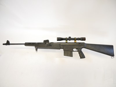 Lot Sussex Armoury Jackal .22 air rifle