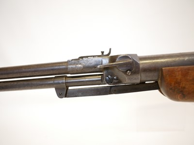 Lot Relum Model 322 .22 air rifle