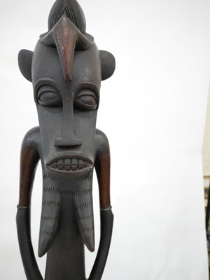 Lot African Senufo figure