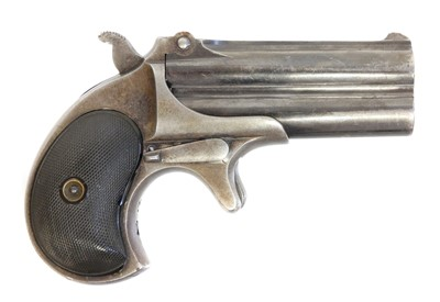 Lot Remington .41 rimfire Derringer