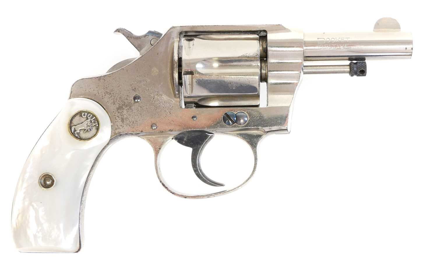 Lot Colt .32 revolver LICENCE REQUIRED