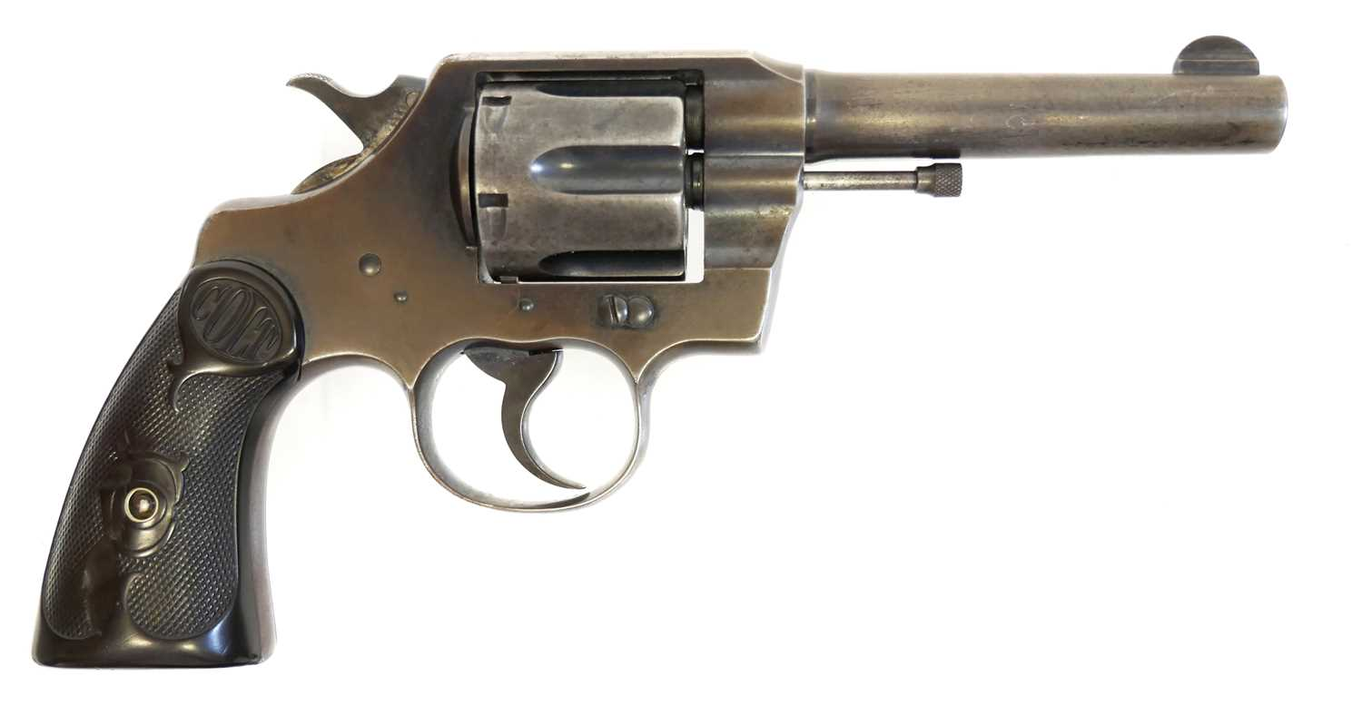 Lot Colt army special .41 LICENCE REQUIRED
