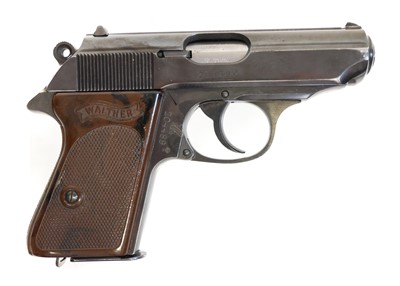 Lot Deactivated Walther PPK 7.65