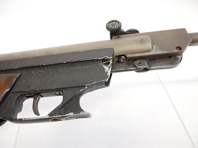 Lot ASI Paratrooper air rifle