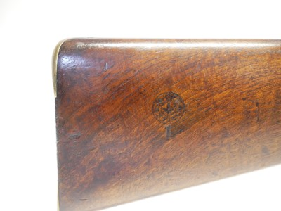 Lot Enfield percussion .650 cavalry carbine