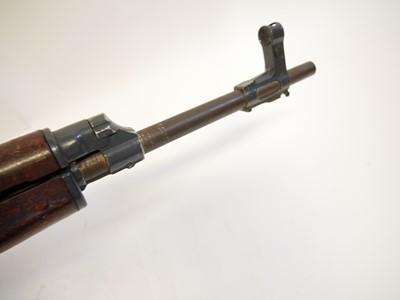 Lot Deactivated VZ58 7.62mm rifle serial number K29577