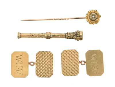 Lot 77 - A selection of jewellery